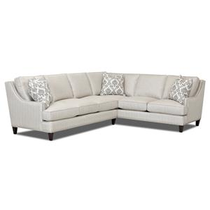 Klaussner Duchess Sectional
