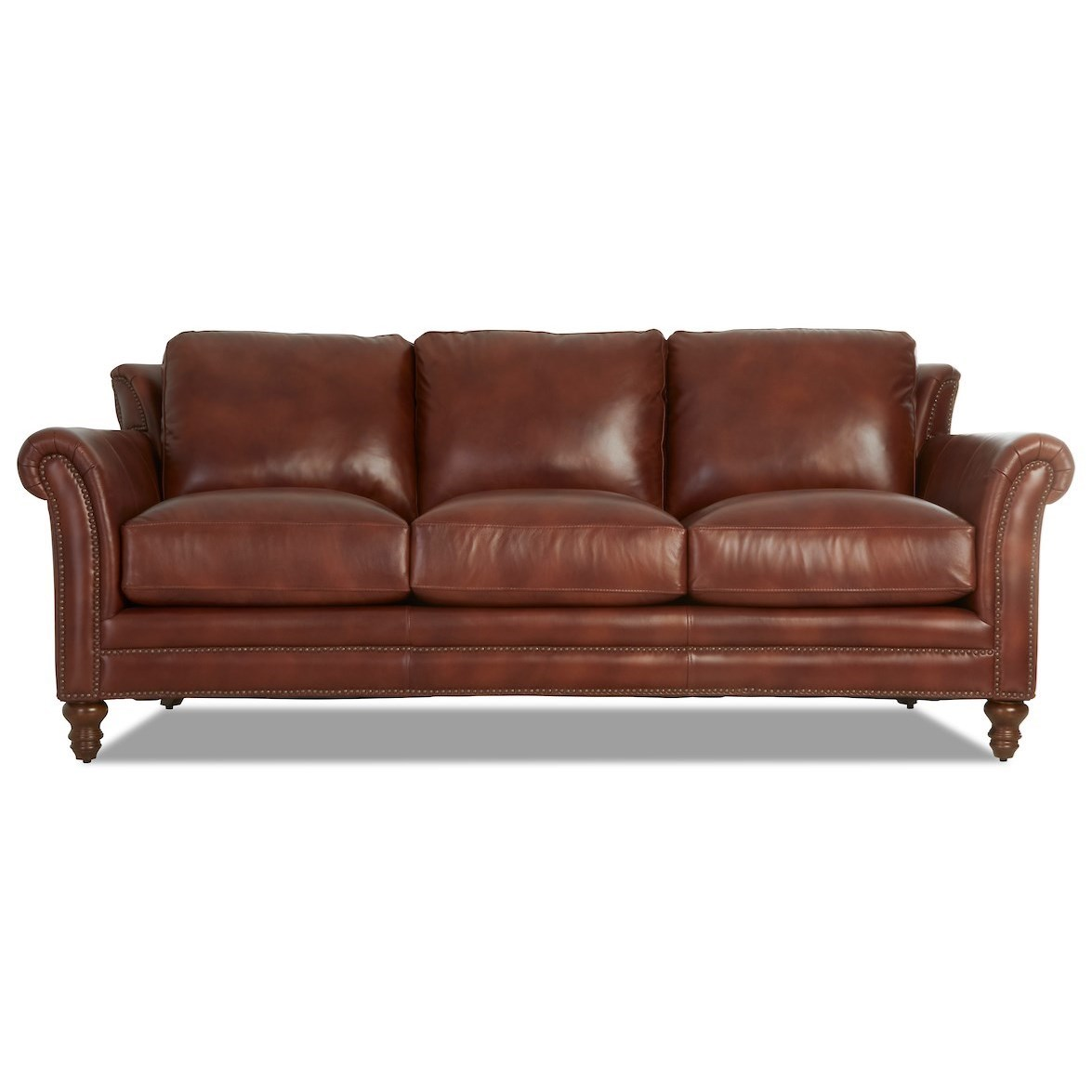 Elaine Sofa by Klaussner at Northeast Factory Direct