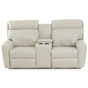 Power Reclining LS w/console & Pwr Headrests