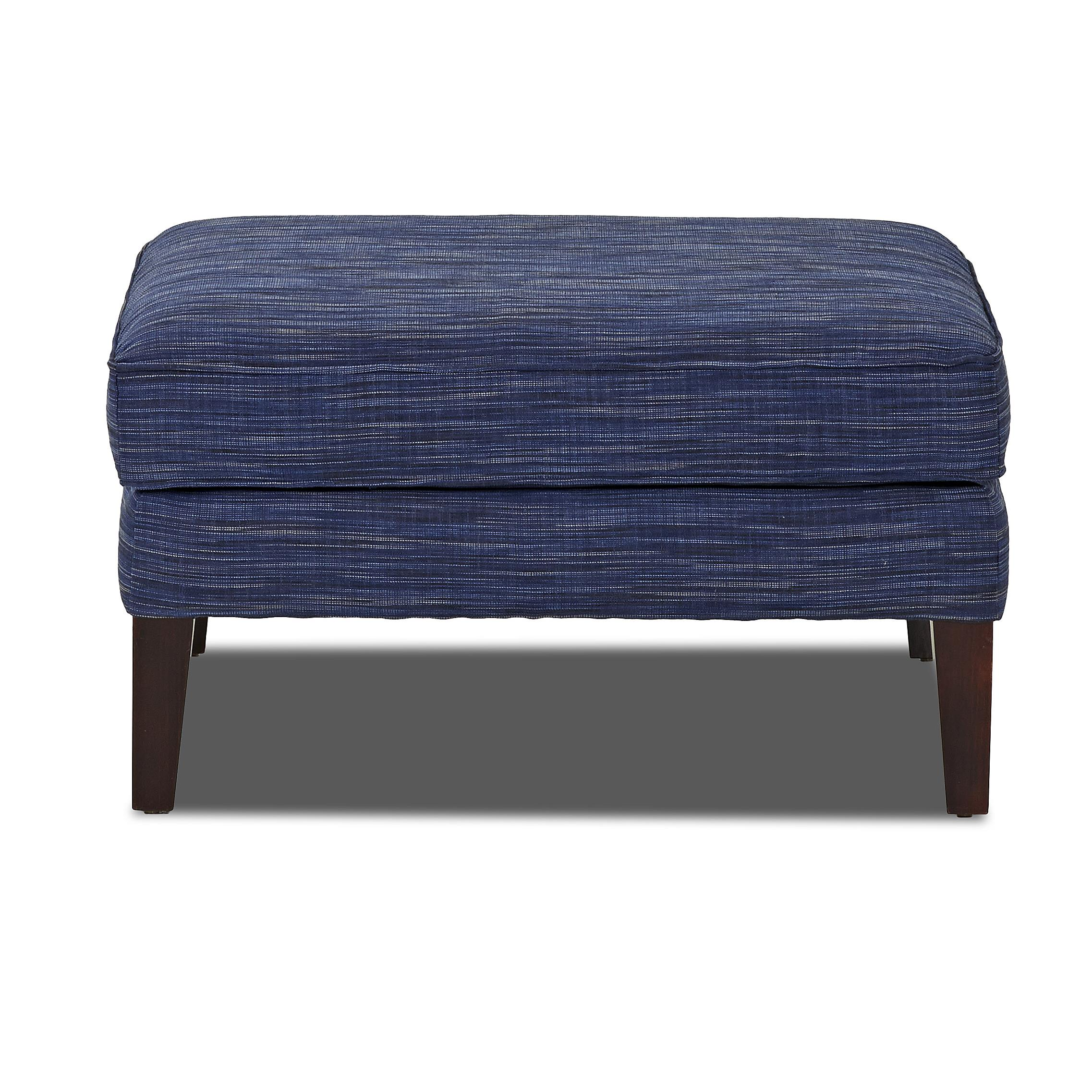 Elizabeth Ottoman by Klaussner at Northeast Factory Direct