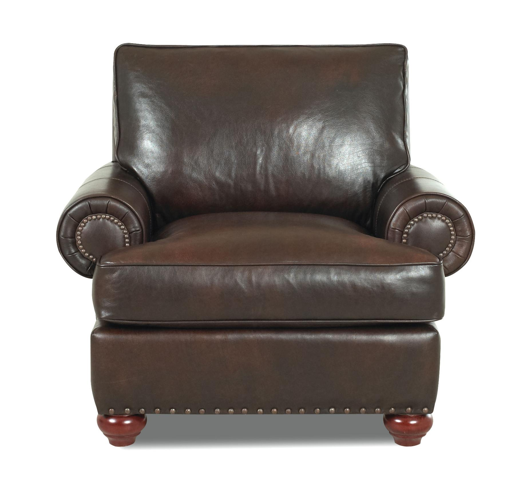 Klaussner Ellington  Traditional Chair - Item Number: LTD22610 C