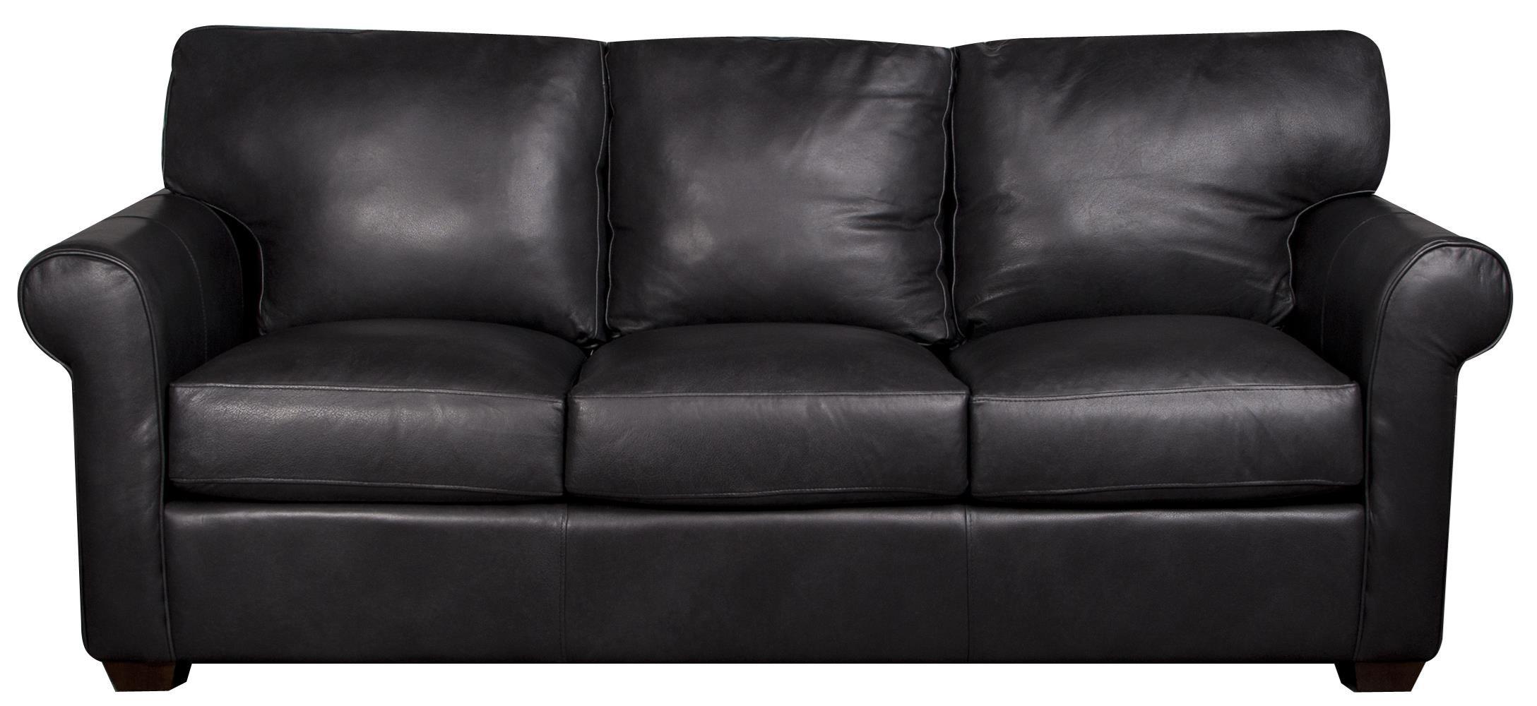 Elliston Place Eloise Eloise 100% Leather Sofa - Item Number: 782695528