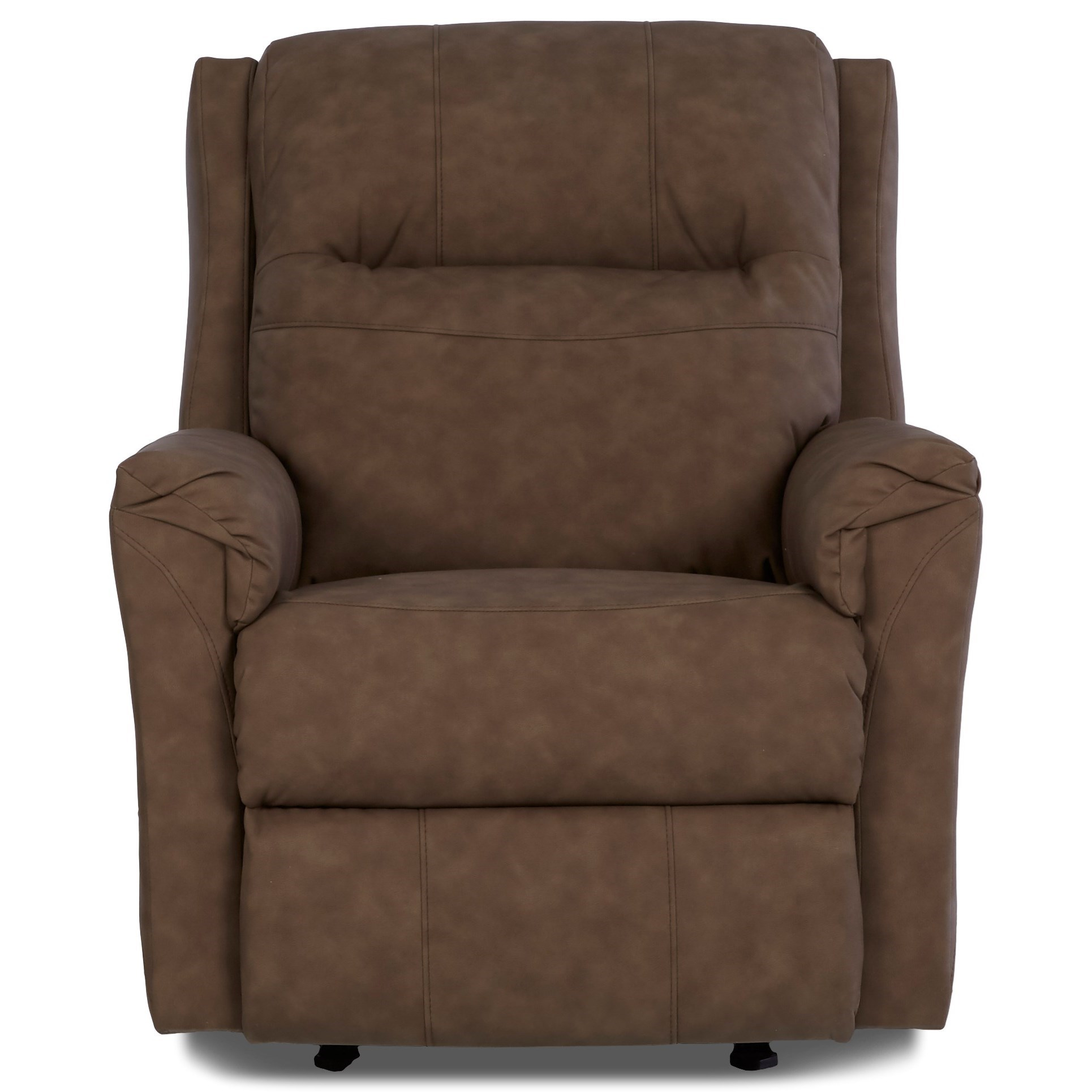 Klaussner Evans Power Recliner with Power Headrest - Item Number: 88143-8 PWRC