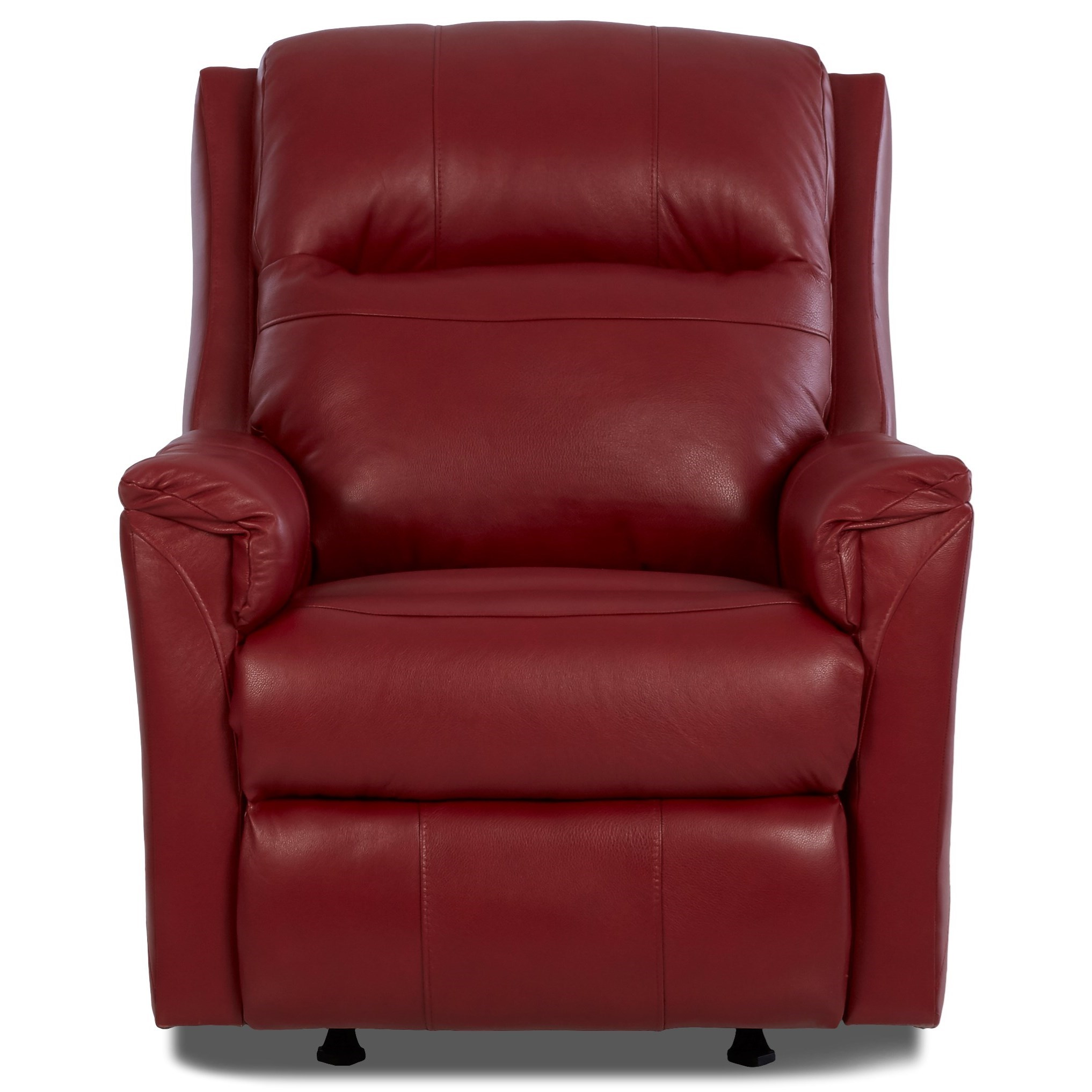 Klaussner Evans Power Recliner with Power Headrest - Item Number: LV88103-6 PWRC
