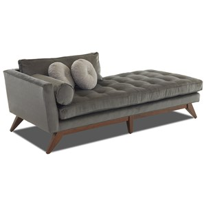 Klaussner Fairfax Chaise Lounge