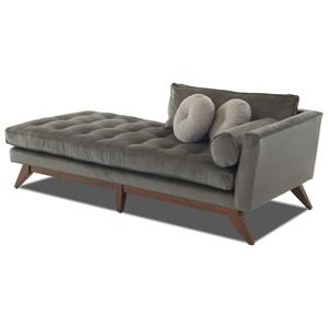 Klaussner Fairfax Chaise Lounge