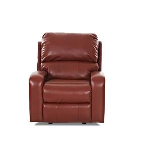 Klaussner Fairhope  Swivel Rocking Reclining Chair