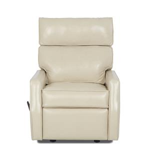 Elliston Place Fairlane Contemporary Swivel Gliding Reclining Chair