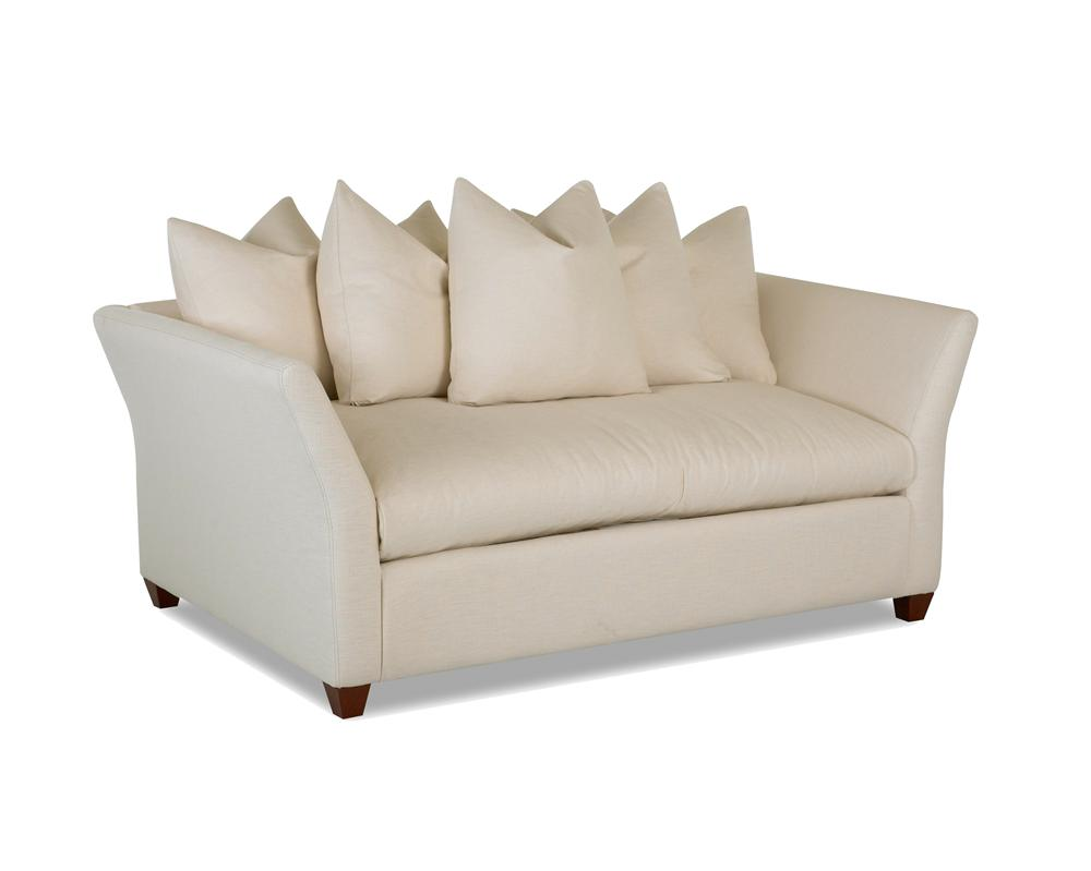 Down Blend Cushion Love Seat