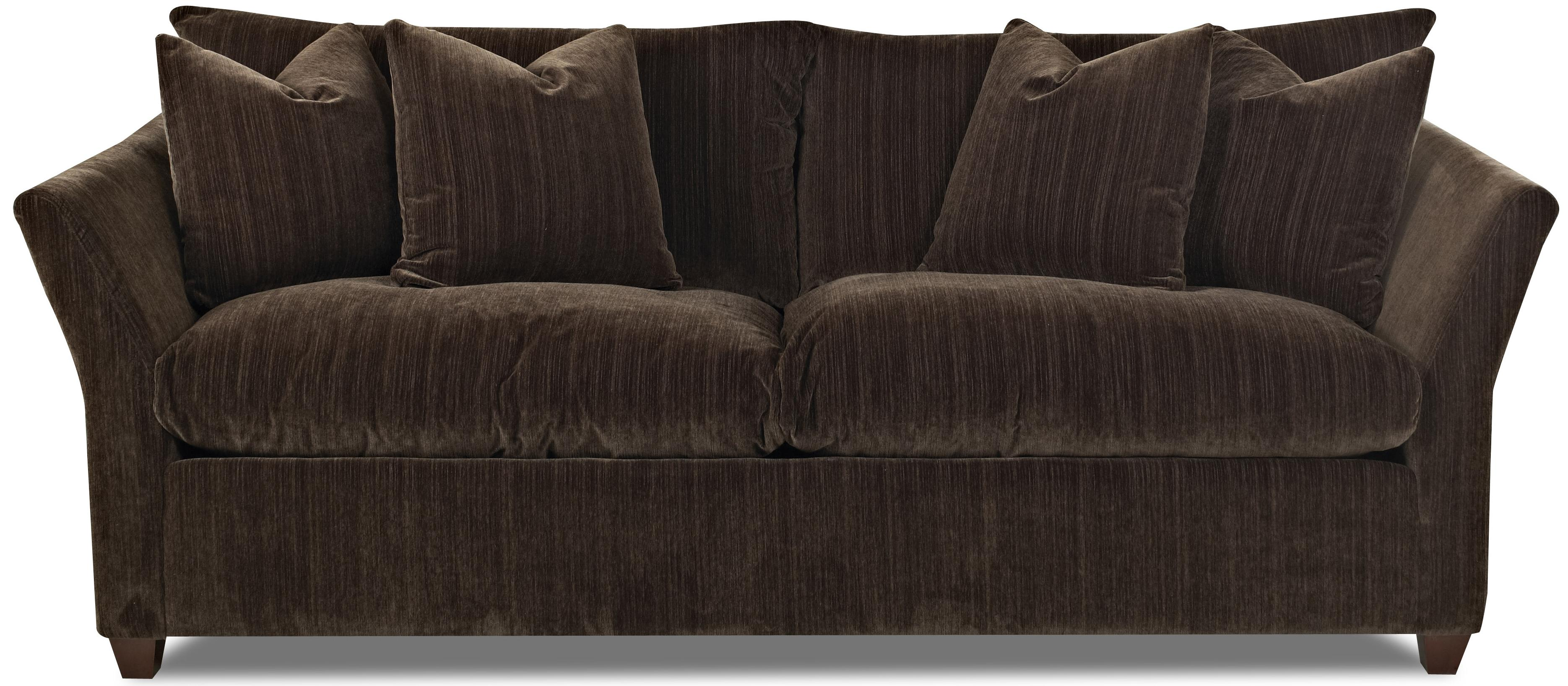 Down Blend Cushion Sofa