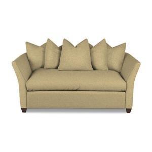 Klaussner Fifi Down Blend Cushion Loveseat