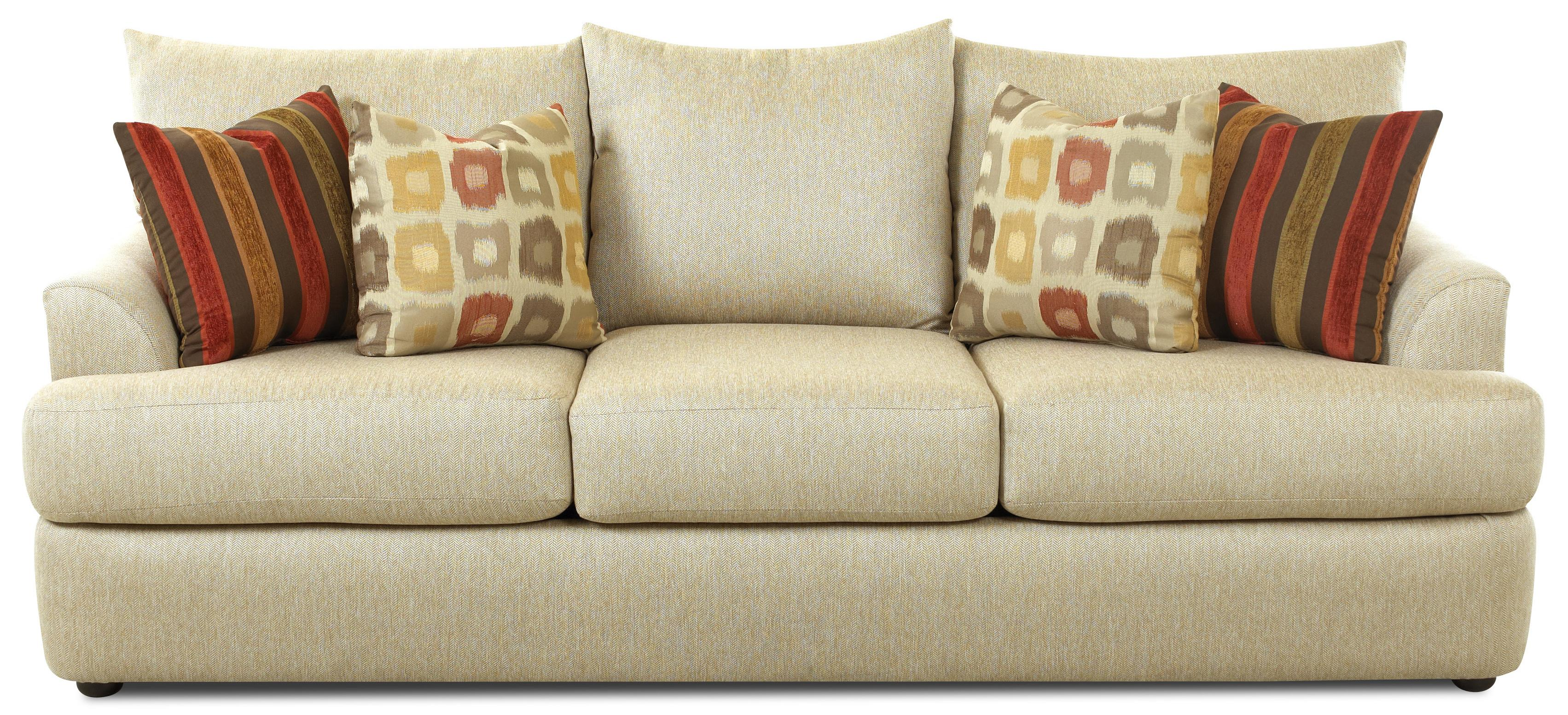 Belfort Basics Madison Stationary Sofa - Item Number: K56830-S