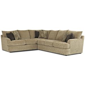 Elliston Place Findley  Sectional