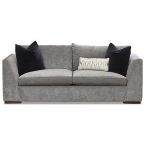Contemporary 2-Seat Sofa