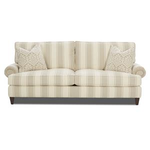 Elliston Place Flannery Traditional Stationary Sofa