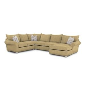 Metropia Clark Sectional Sofa