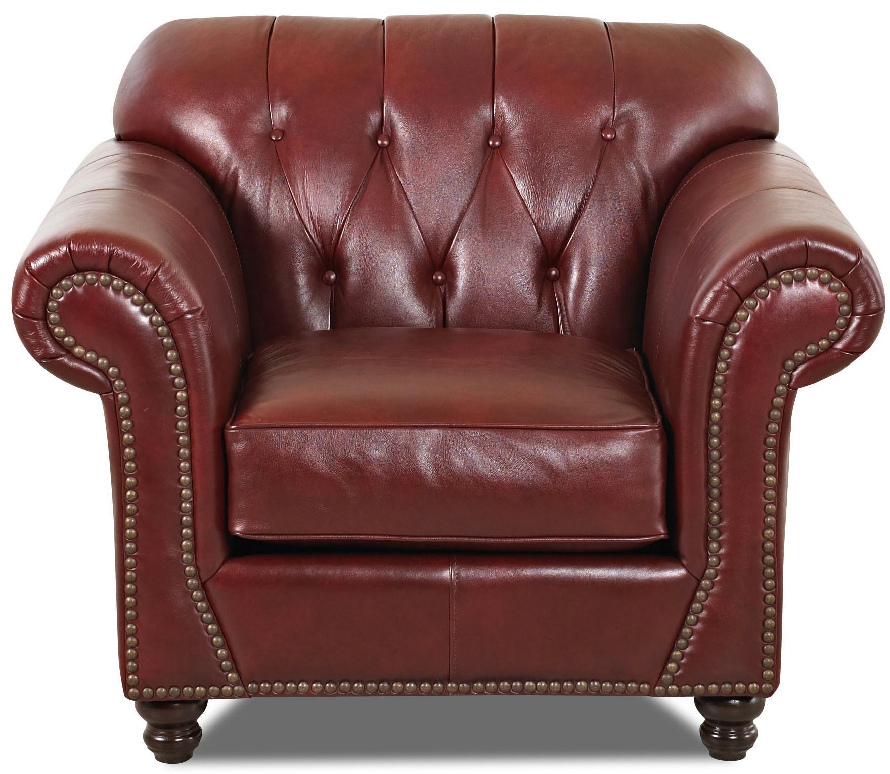 Klaussner Flynn Chair - Item Number: LD90910 C