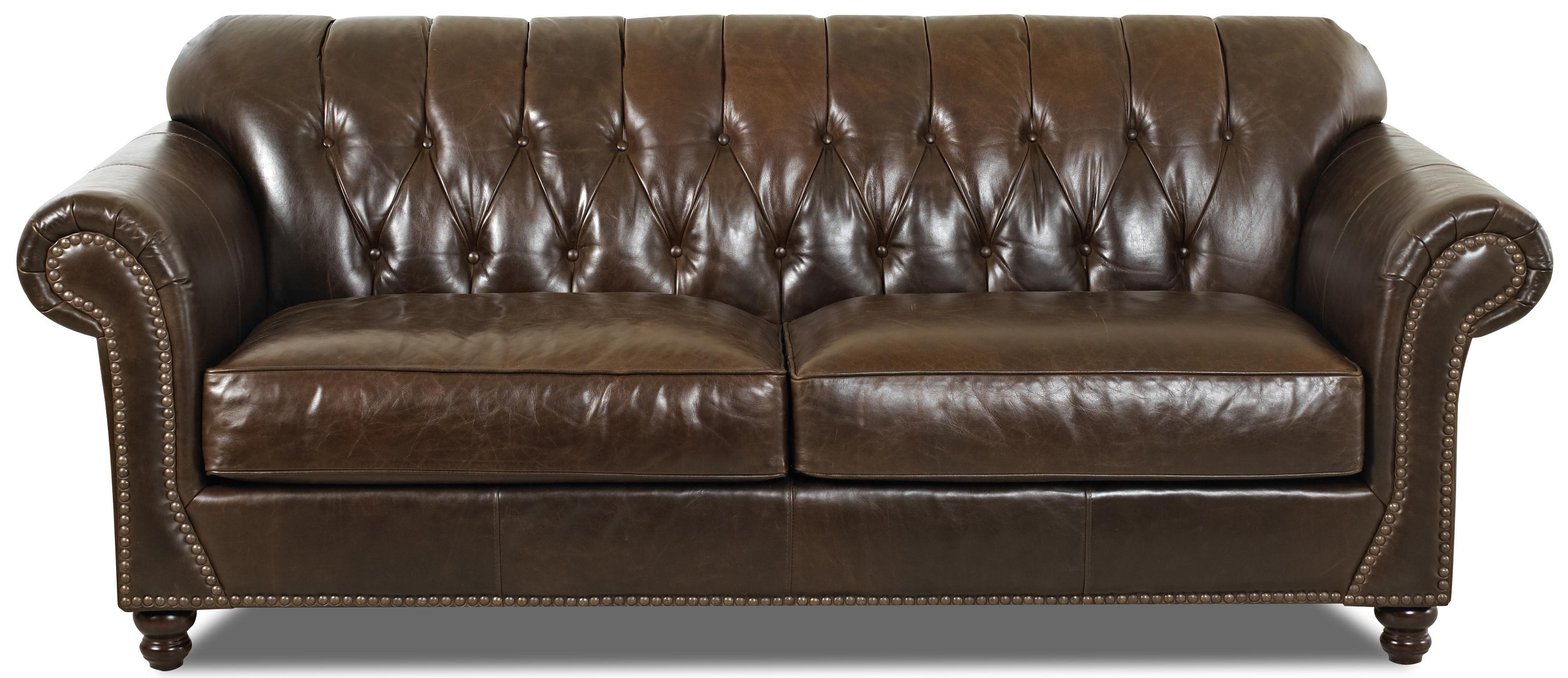 Klaussner Flynn Sofa - Item Number: LD90910 S