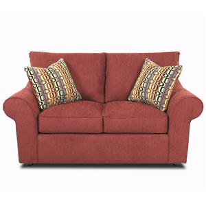 Klaussner Folio Loveseat