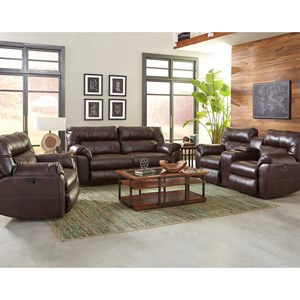 Klaussner Freeman Reclining Living Room Group