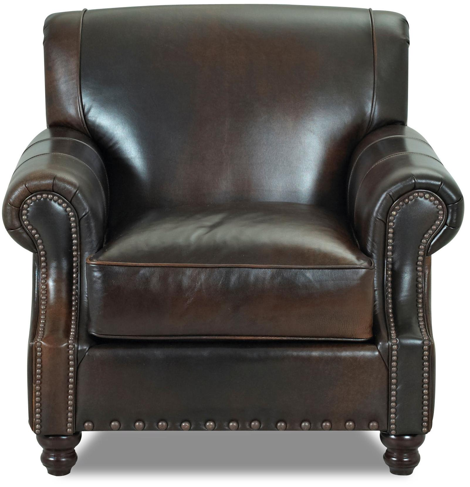 Klaussner Fremont  Arm Chair - Item Number: LD30400C