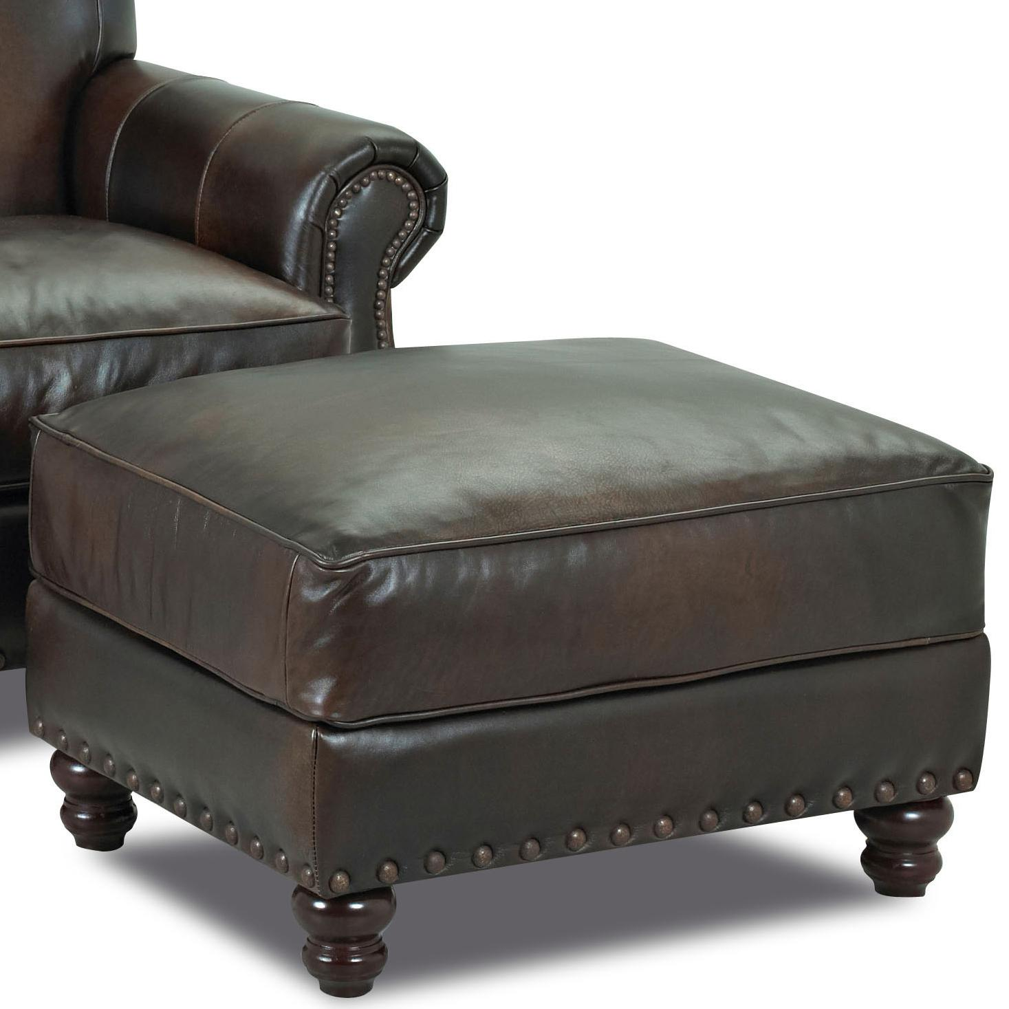 Klaussner Fremont  Ottoman - Item Number: LD30400OTTO