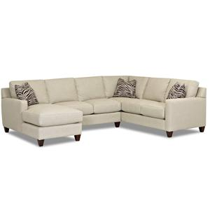 Elliston Place Fuller Stationary Sectional