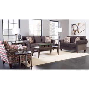 Klaussner Gates Living Room Group