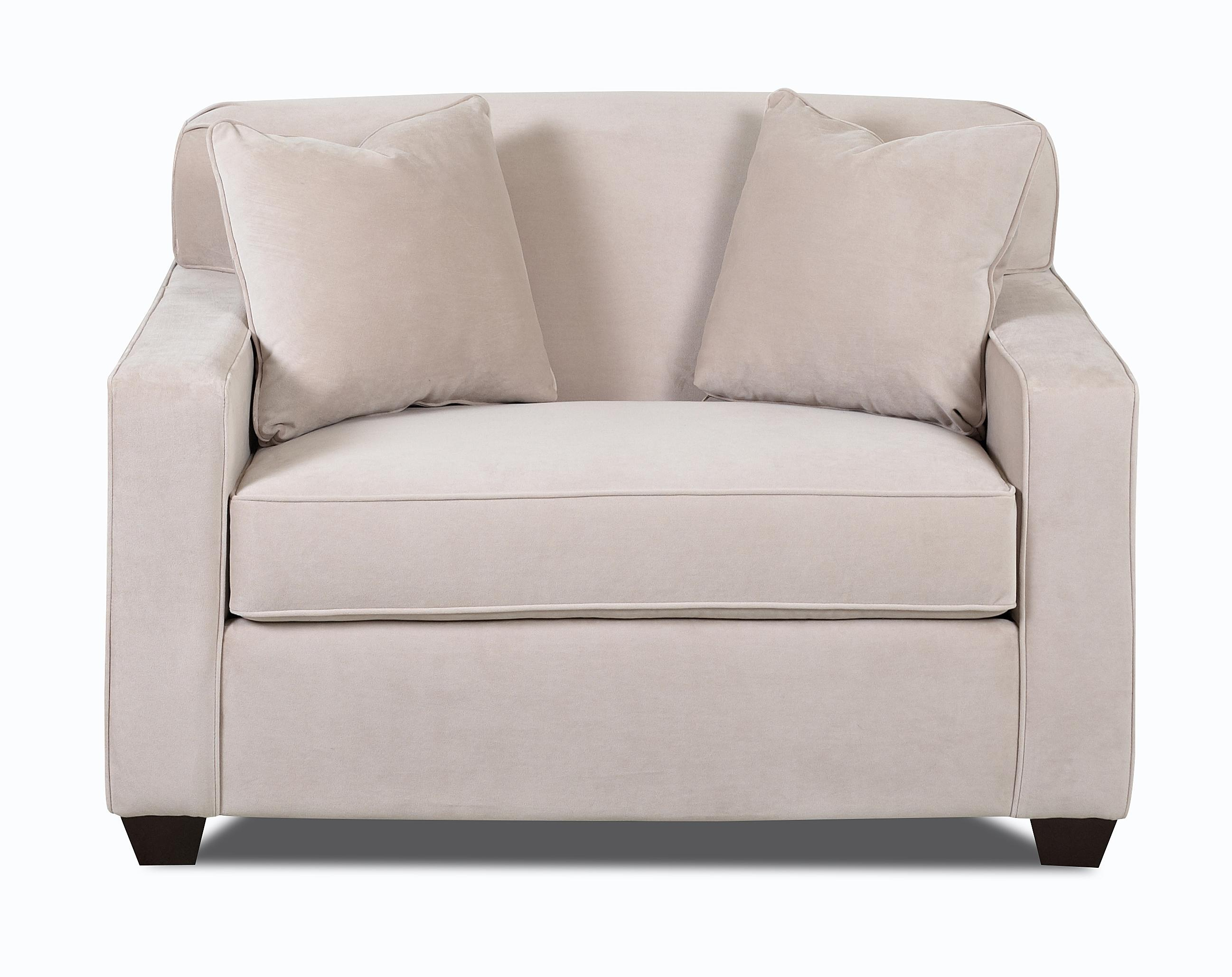 Klaussner Gillis Dreamquest Chair Sleeper - Item Number: K70800 DCSL