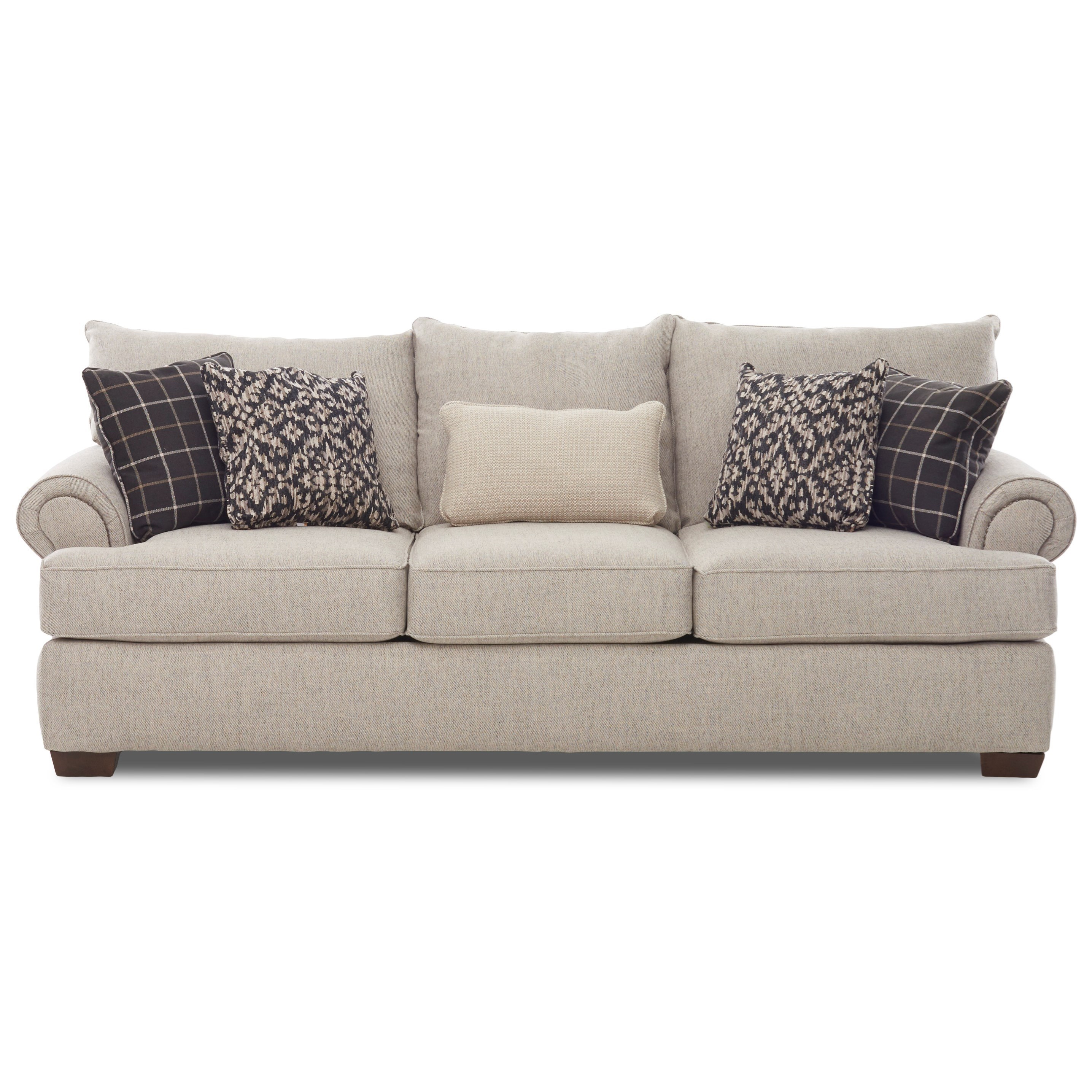 Ginger Sofa by Klaussner at Northeast Factory Direct