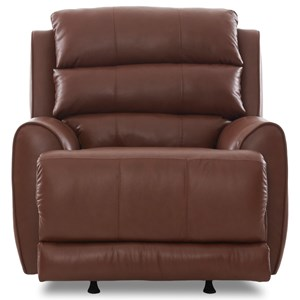 Power RockingReclining Chair w/ Pwr Headrest
