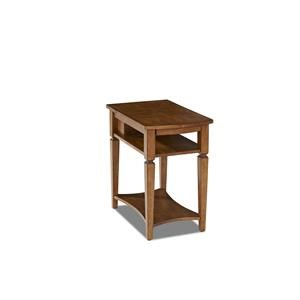 Elliston Place Glendale Glendale Chairside Table with Power