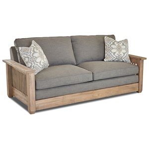 Queen Inner Spring Sleeper Sofa