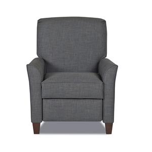 Elliston Place Grady High Leg Reclining Chair