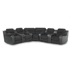 Elliston Place Grand  Reclining Sectional Sofa