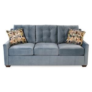 Simple Elegance Tina Queen Dreamquest Sleeper Sofa
