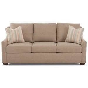 Sleeper Sofa w/ Air Dream Mattress