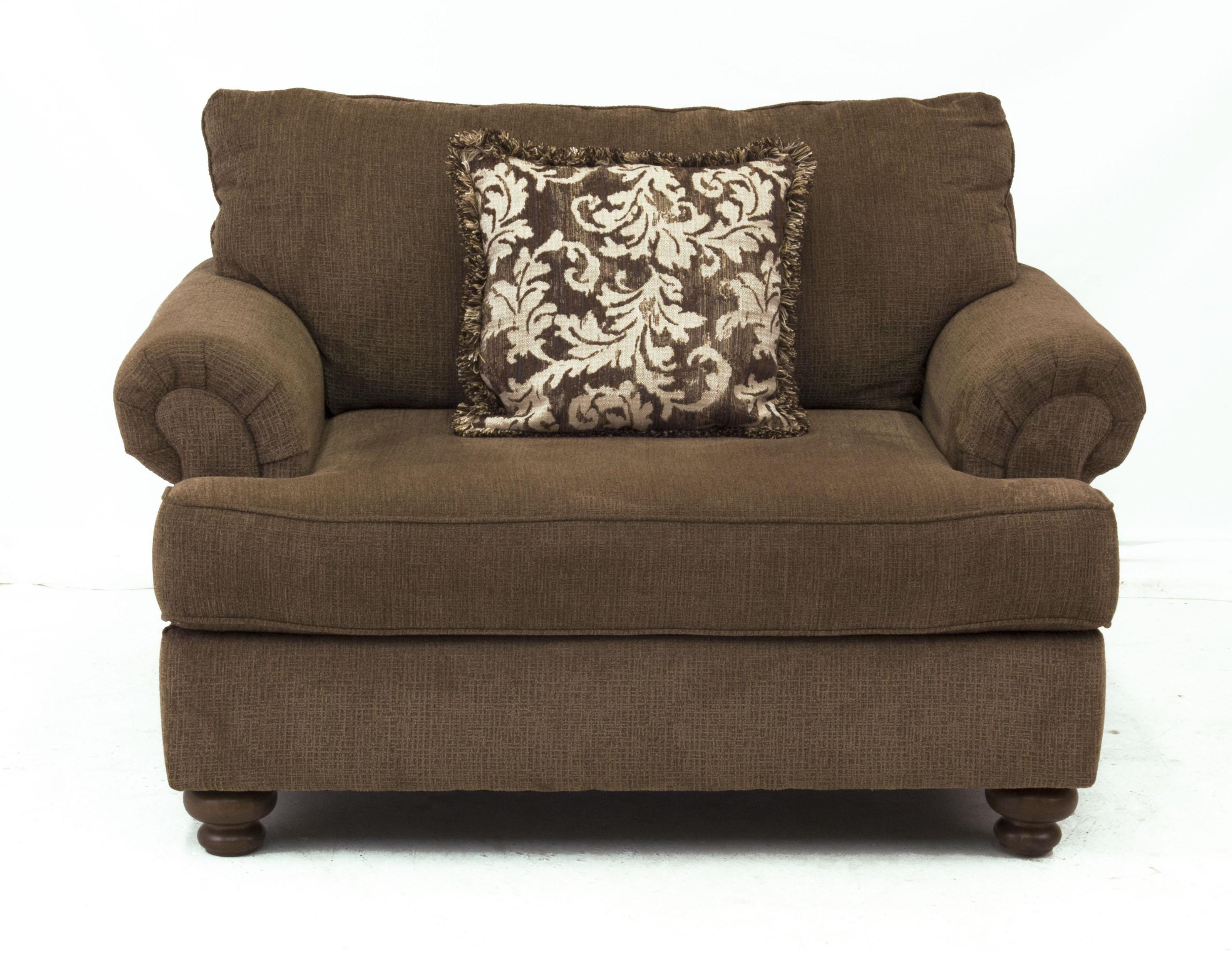 Metropia Gannon Traditional Big Chair - Item Number: 167350-C