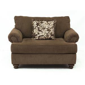 Metropia Gannon Traditional Big Chair