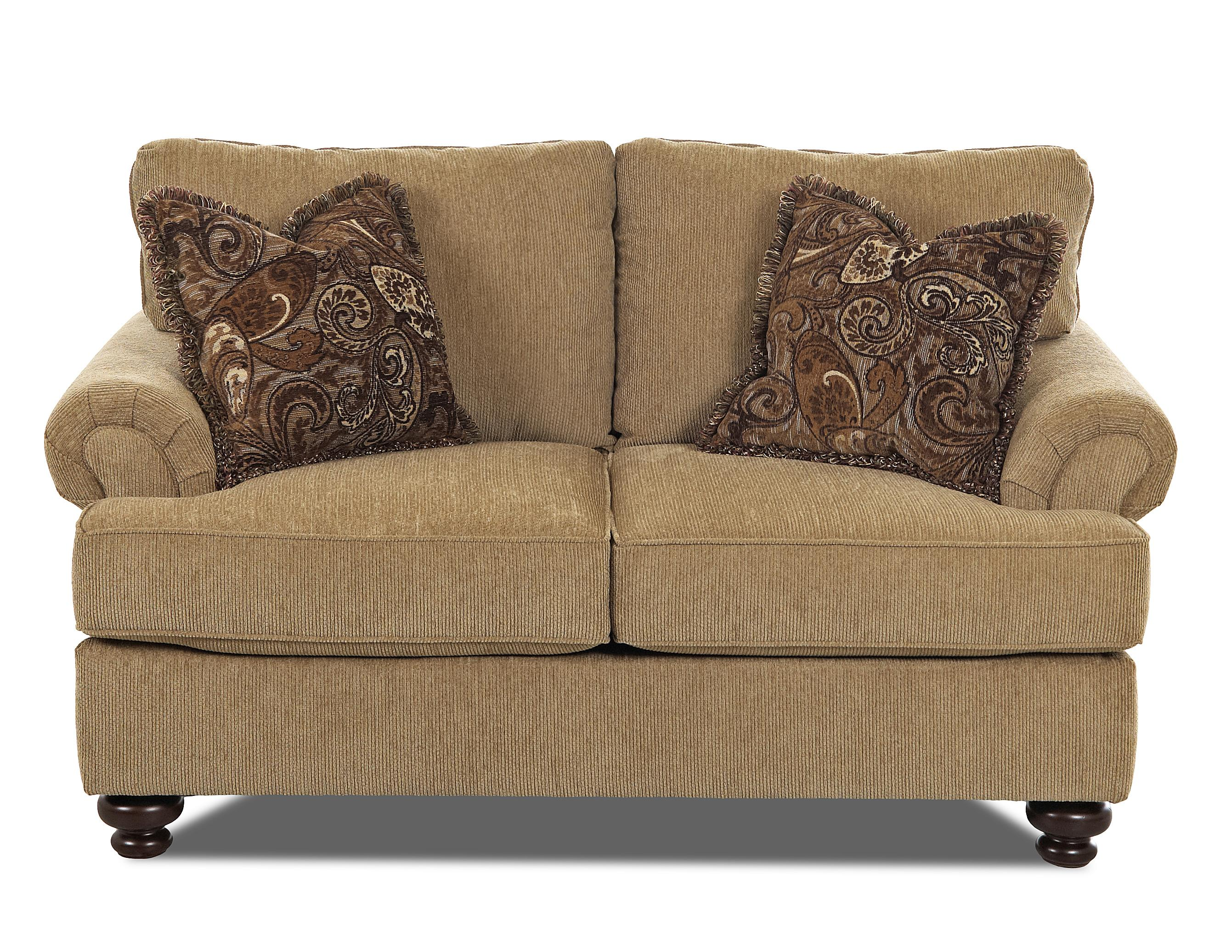 Klaussner Greenvale Traditional Loveseat - Item Number: K73500 LS
