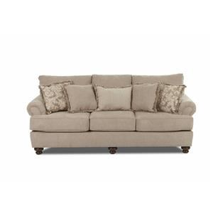 Klaussner Greenvale Traditional Stationary Sofa