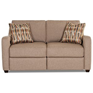 Elliston Place Greer Power Hybrid Loveseat