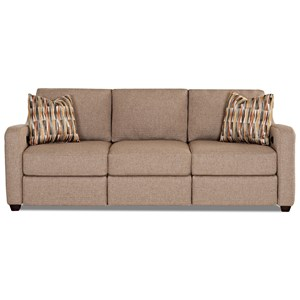 Elliston Place Greer Power Hybrid Sofa