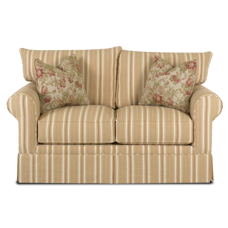Klaussner Grove Park Love Seat - Item Number: K7000LS