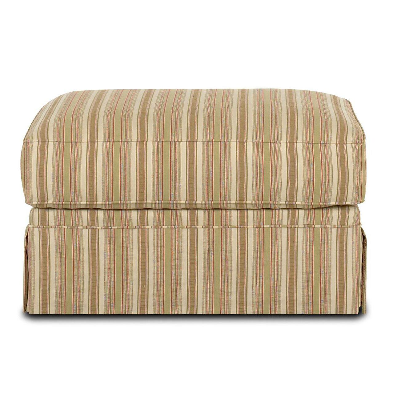 Klaussner Grove Park Ottoman - Item Number: K7000OTTO