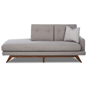 Klaussner Haley RAF Chaise Lounge