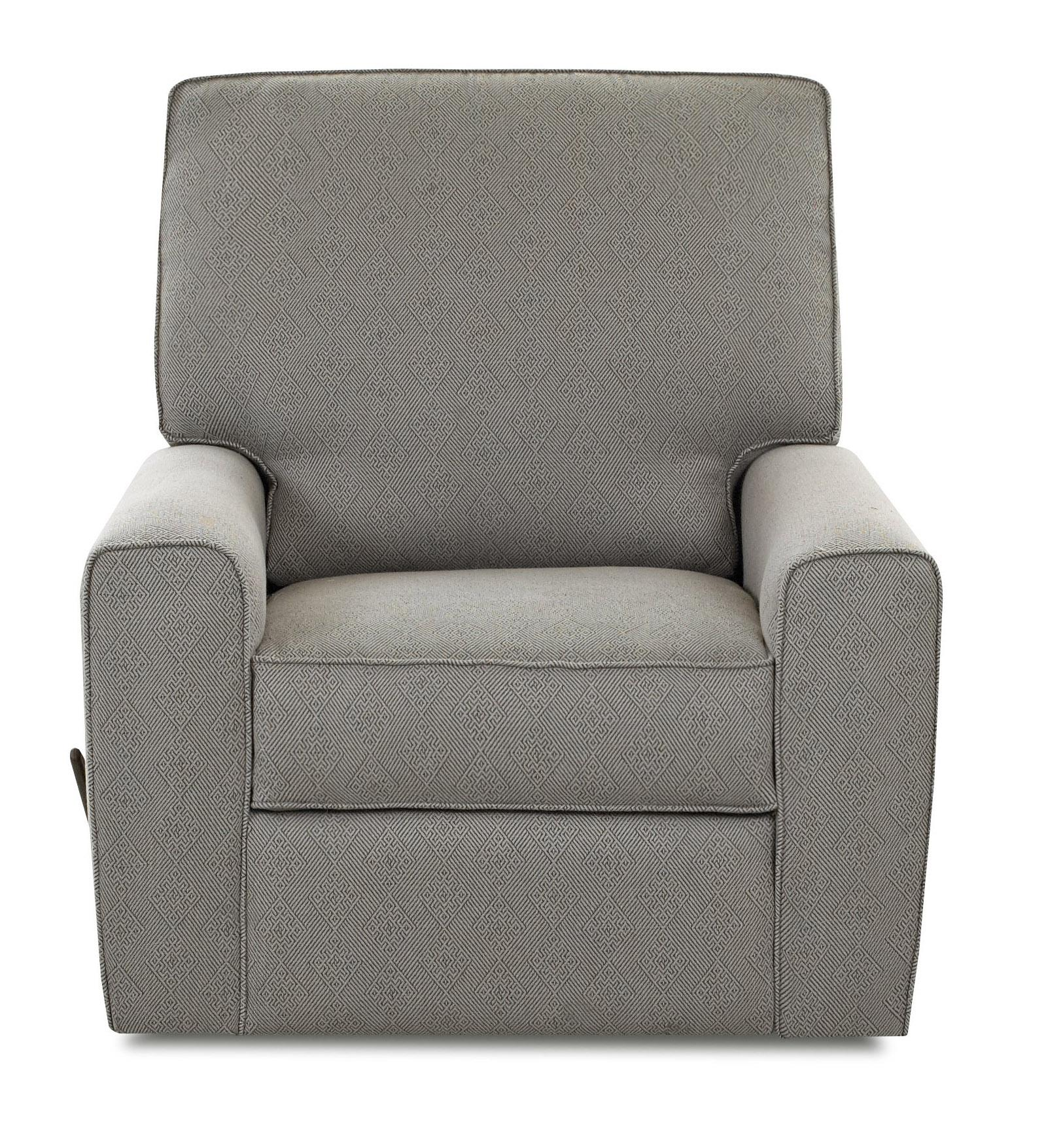 Klaussner Hannah Transitional Reclining Chair - Item Number: 74203H RC