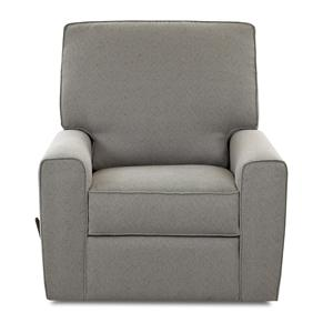 Klaussner Hannah Transitional Gliding Reclining Chair