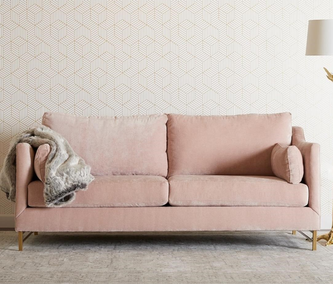 Harlow Sofa by Klaussner at Johnny Janosik