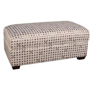 Elliston Place Hayden Hayden Storage Ottoman